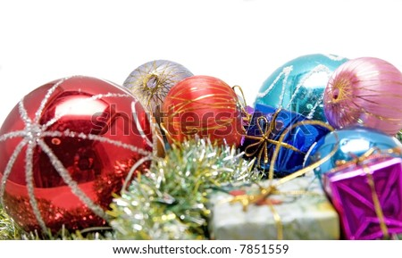 Beautiful Christmas Ornaments mladen djordjevic's portfolio on shutterstock