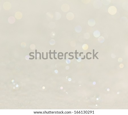 Beautiful clean white background with soft sparkly colors - stock photo