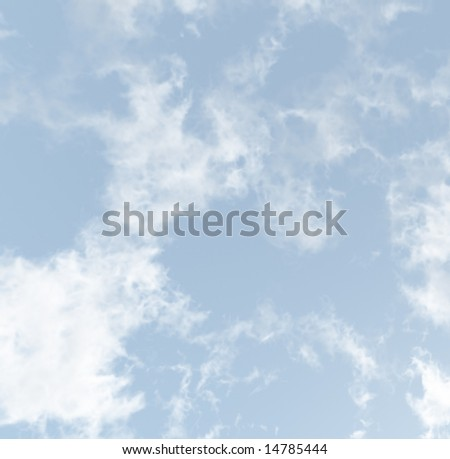 Beautiful cloudscape