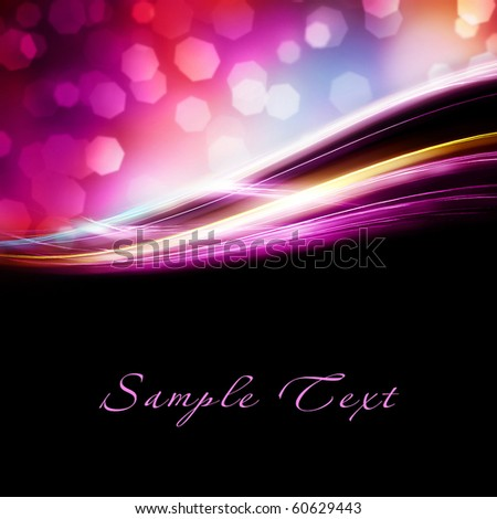 Beautiful color background - stock photo
