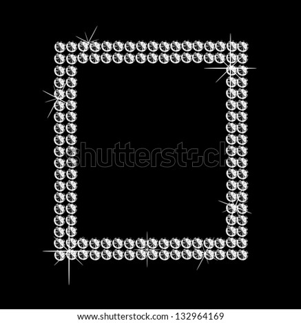 Diamond Border Stock Photos, Images, & Pictures Shutterstock