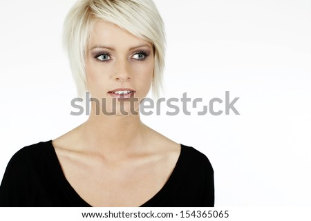 Forty Years Lady Celebration Stock Photo 511327552 ...