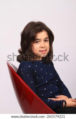 beautiful fashion girls, fashion photo - stock photo