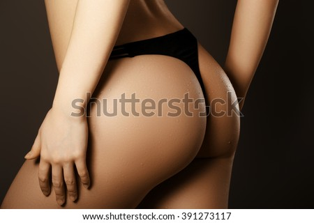 how to clear blemishes on buttocks