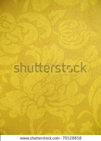 Beautiful floral ornament. More of this motif & more ornaments in my port. - stock photo