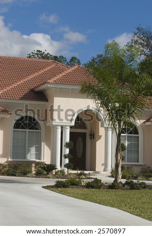 Beautiful Florida house series -- more in portfolio