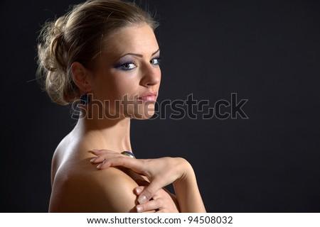 Beautiful Girl - stock photo