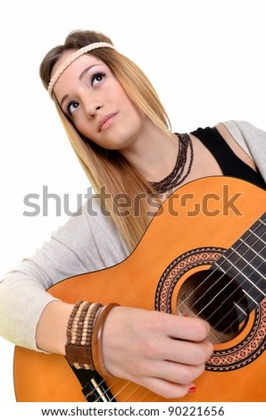 teen rebellious girl royalty free stock photography image