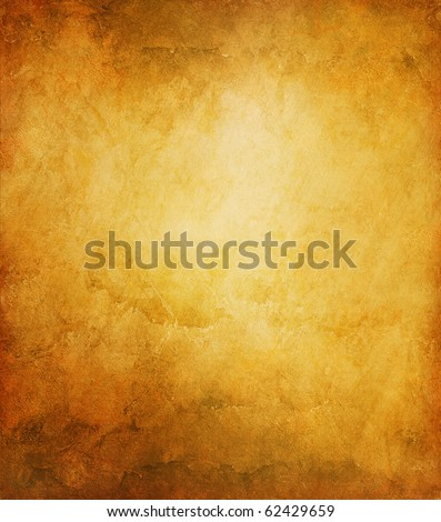 beautiful golden cracked background - stock photo