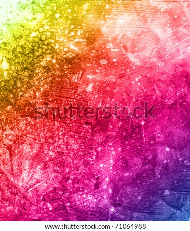 Beautiful grunge splatter background- Great for textures and backgrounds for your projects! - stock photo