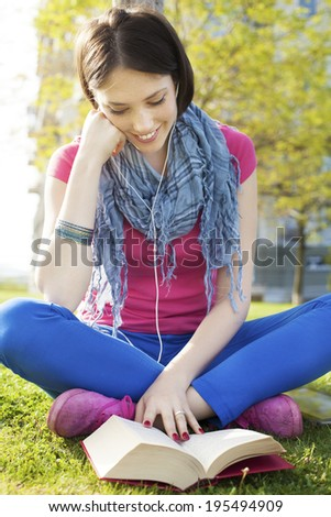 Listening to music while reading?
