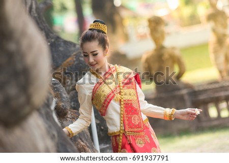 Asian women cultural and