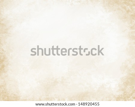 Beautiful light grungy background - stock photo