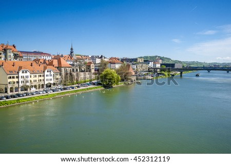 Beautiful Maribor, Slovenia