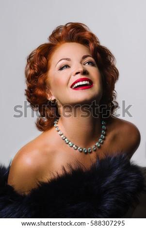Redhead Marilyn redhead marilyn