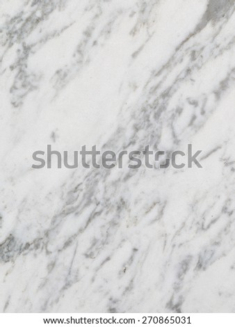 beautiful monochrome marble with various shades of gray on a white background - stock photo
