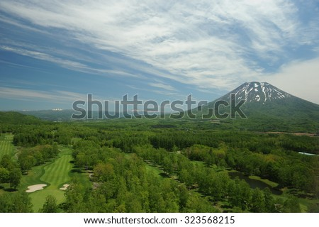 Beautiful Mount Yotei