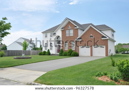Driveway Stock Photos, Driveway Stock Photography, Driveway Stock ...