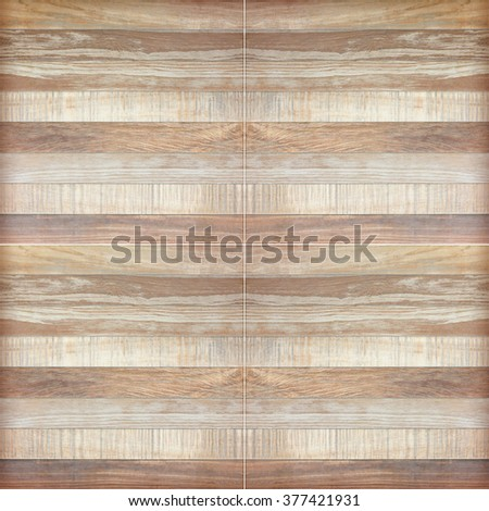 Beautiful old wall tiles patterns in park public. - stock photo