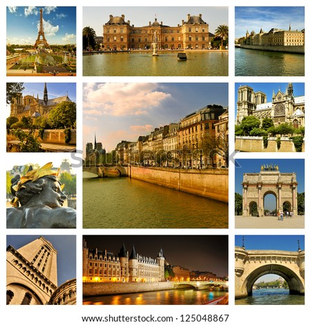 Beautiful Photos Of The Eiffel Tower Bridges And Palaces In Paris Other Famous Places