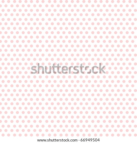 Beautiful pink dots background. - stock photo