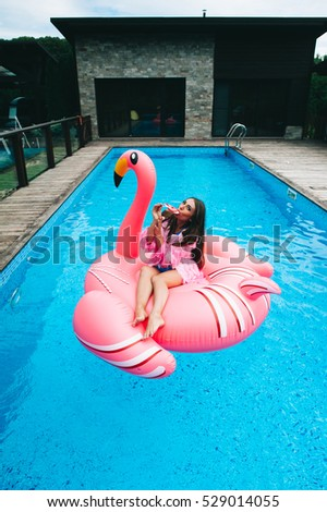 Summer Lifestyle Portrait Two Pretty Girls Stock Photo 531473956 Shutterstock