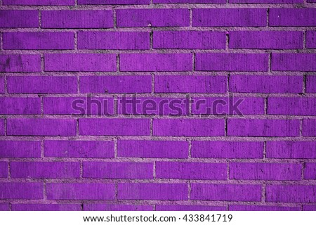Purple wall stock photos royalty free images vectors for Purple brick wallpaper