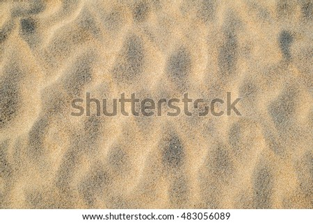 Beautiful sand texture background.