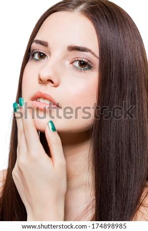Girl use vibrator on boyfriend