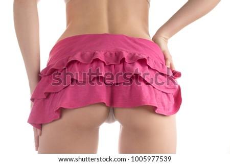 Sorry, not Ass in short skirt seems brilliant