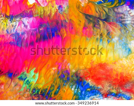 Color Design Art : Beautiful soft color design effect arts stock illustration