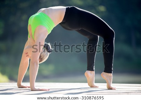chakrasana stock photos royaltyfree images  vectors