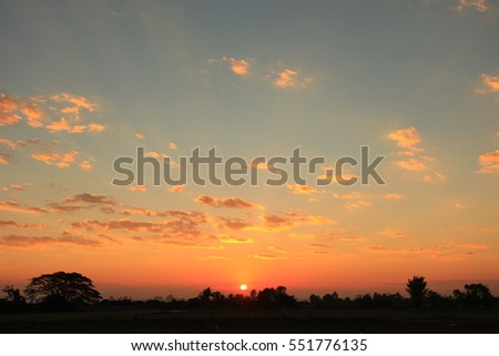 Beautiful Sunrise