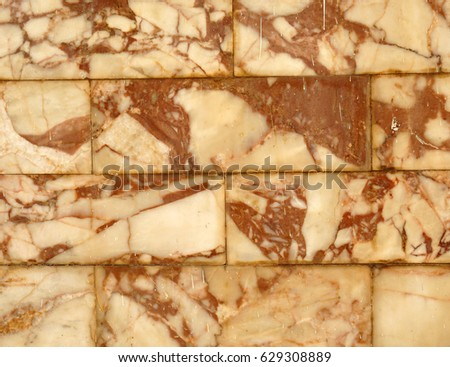 Beautiful texture and pattern of ceramic tile