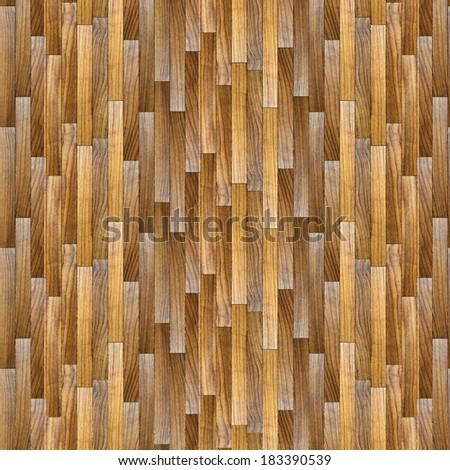 beautiful textured wooden  parquet motif, texture for your floor design - stock photo
