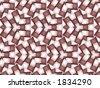 beautiful tiles - stock photo