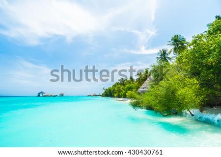 caribbean island stock photo 170061494 shutterstock. Black Bedroom Furniture Sets. Home Design Ideas