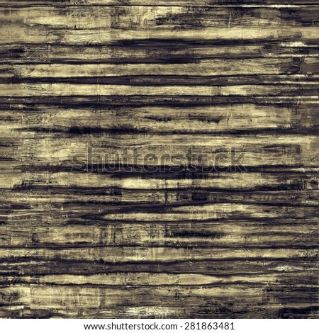 Beautiful vintage background. With different color patterns: yellow (beige); brown; gray; black - stock photo