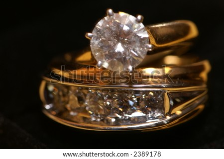 Beautiful Wedding Diamonds