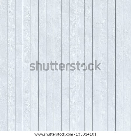 Beautiful white wooden wall background. - stock photo