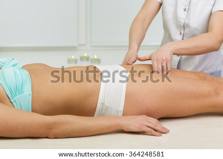 All girl massage and waxing   Porno photo)