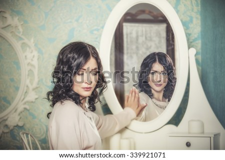 Mirror Reflection Drawing