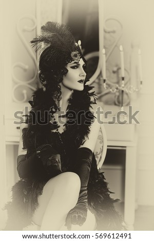 1920s Woman Stock Images Royalty Free Images Amp Vectors