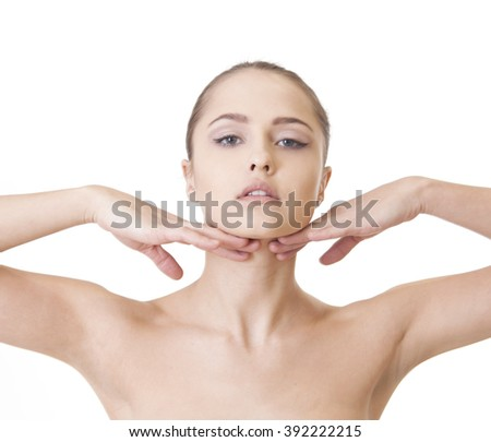 Tart. self facial massage like