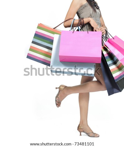Shopping Bag Stock Images, Royalty-Free Images & Vectors ...