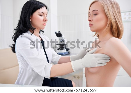 pregant breast doctor clinic hospital