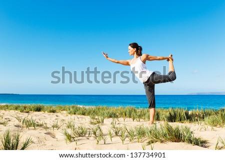 Йога На Пляже На Рутор