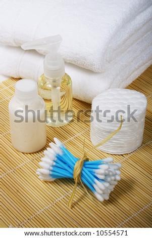 Beauty care - stock photo