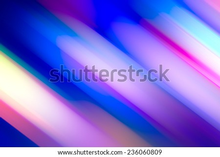Beauty color blurred christmas and new year lights at night - stock photo