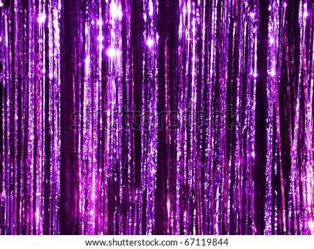 beauty concept purple shiny background - stock photo